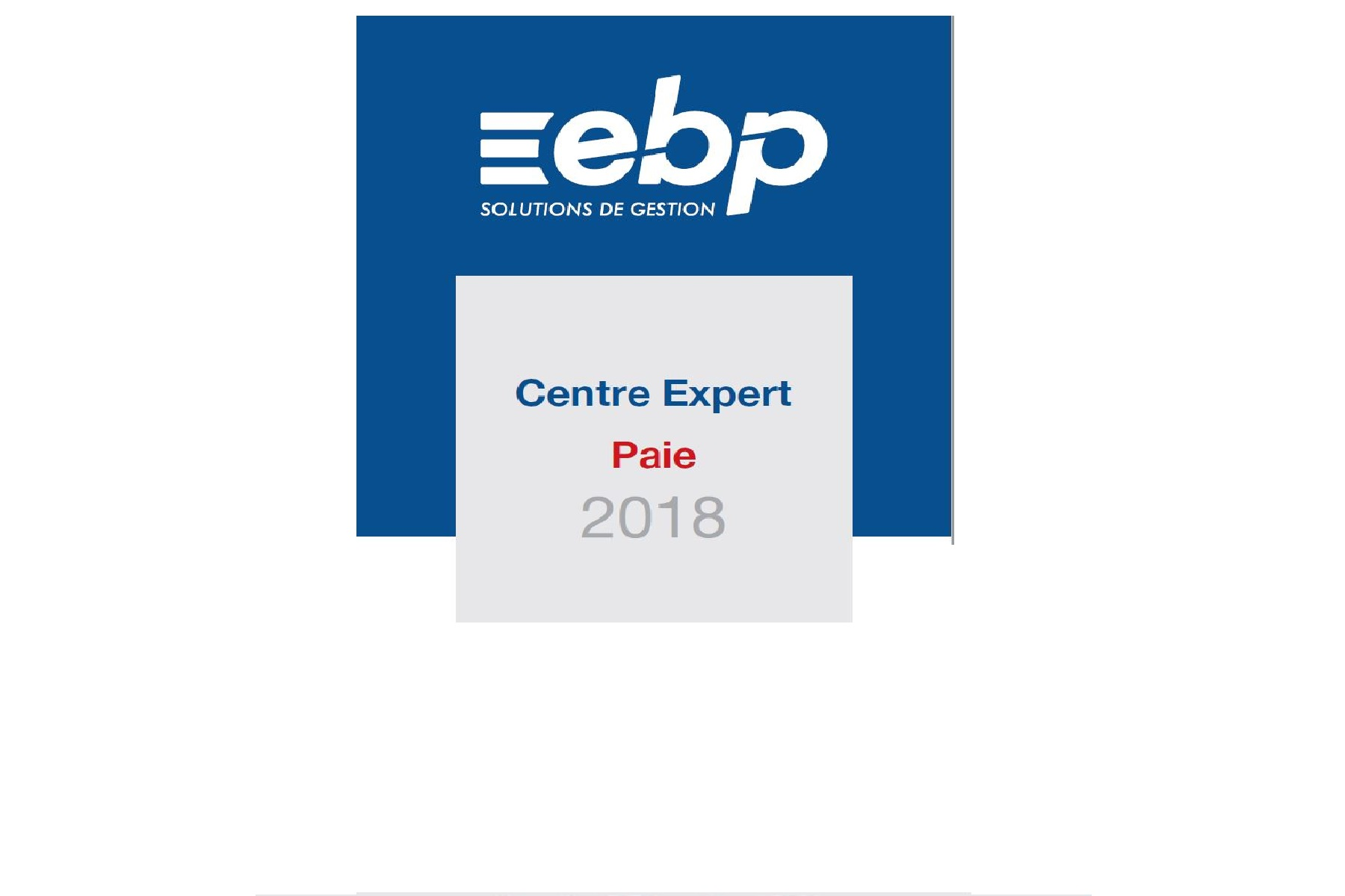 Accompagnement Paie EBP